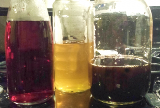 Make Simple Syrups Sing with Tea!