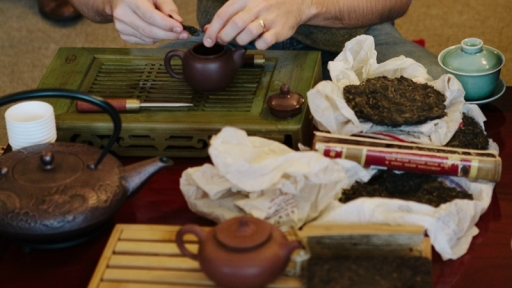 Wu Wo Tea Ceremony - Sharing the Art of Tea