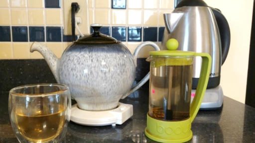A Tale of Four Steepings—how we steep tea at home