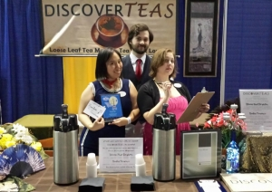 Serving Our Communi-Tea at Tastefully Yours