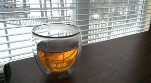 A Zen Moment with My Tea