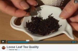 Quality Loose Leaf Tea at Hand